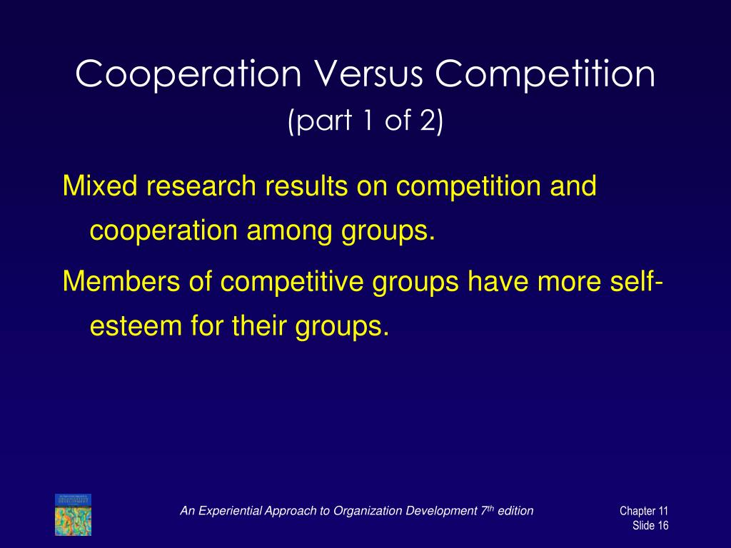 essay on co operation
