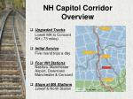 nh capitol corridor overview