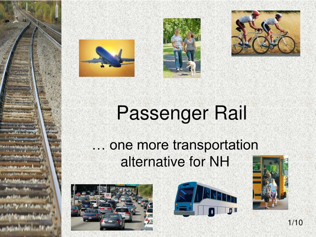 passenger rail l.