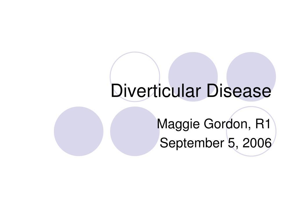 diverticular disease l.