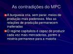 as contradi es do mpc15