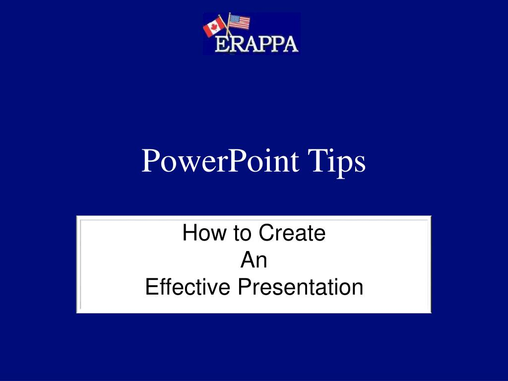 powerpoint tips l.