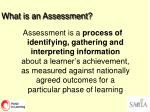 what is an assessment