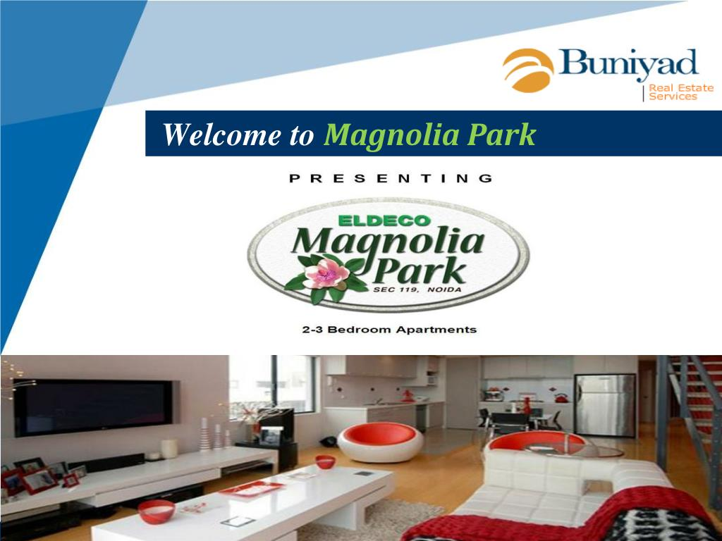 welcome to magnolia park l.