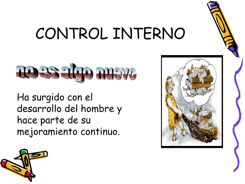 control interno l.