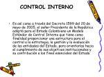 control interno7