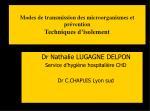 dr nathalie lugagne delpon service d hygi ne hospitali re chd dr c chapuis lyon sud