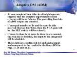 adaptive dm adm53