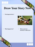 draw your story now