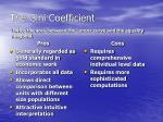 the gini coefficient20