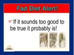 fad diet alert21