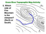 green river topographic map activity10