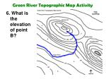 green river topographic map activity12