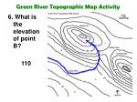 green river topographic map activity13
