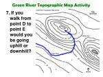 green river topographic map activity14