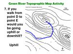 green river topographic map activity15