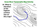 green river topographic map activity22