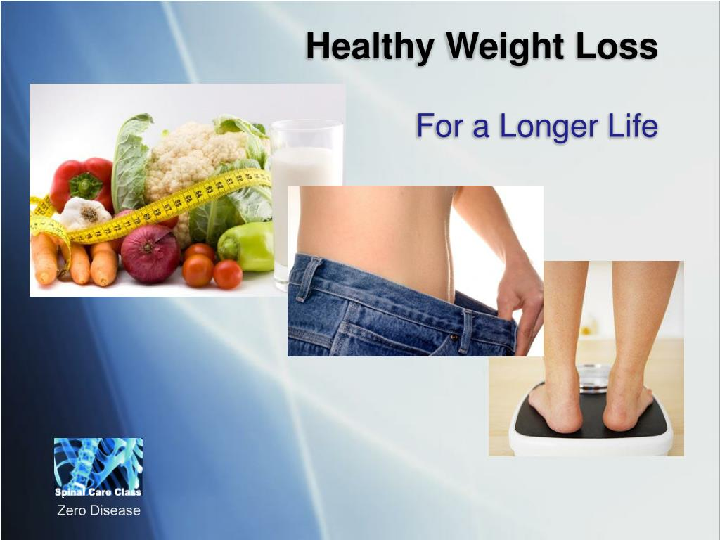healthy weight loss l.