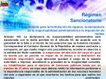 r gimen sancionatorio65