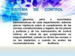 sistema de control interno48