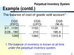 perpetual inventory system example contd22