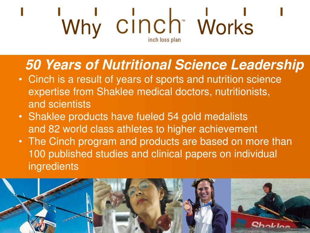 50 Years of Nutritional Science Leadership