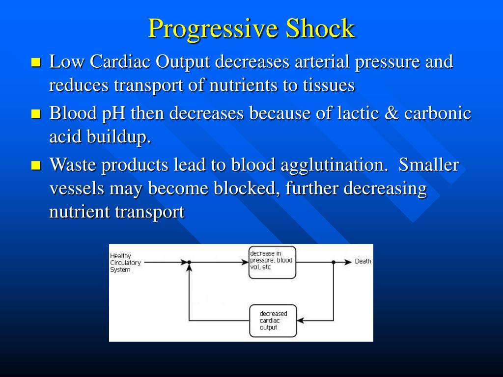 progressive shock l.