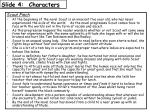 slide 4 characters