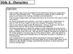 slide 6 characters