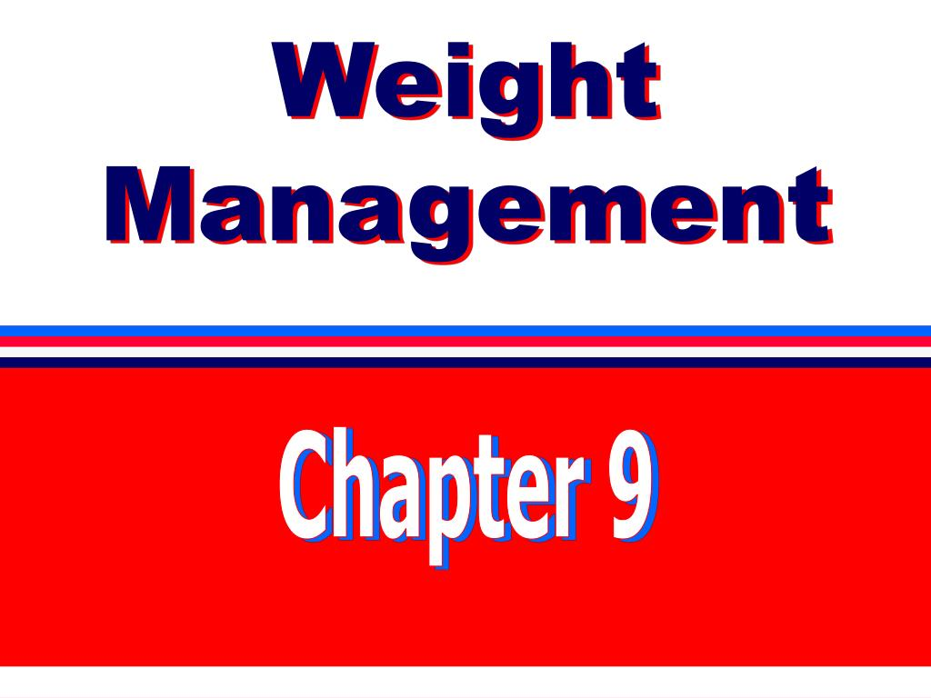 weight management l.