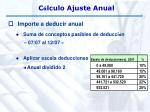 c lculo ajuste anual18