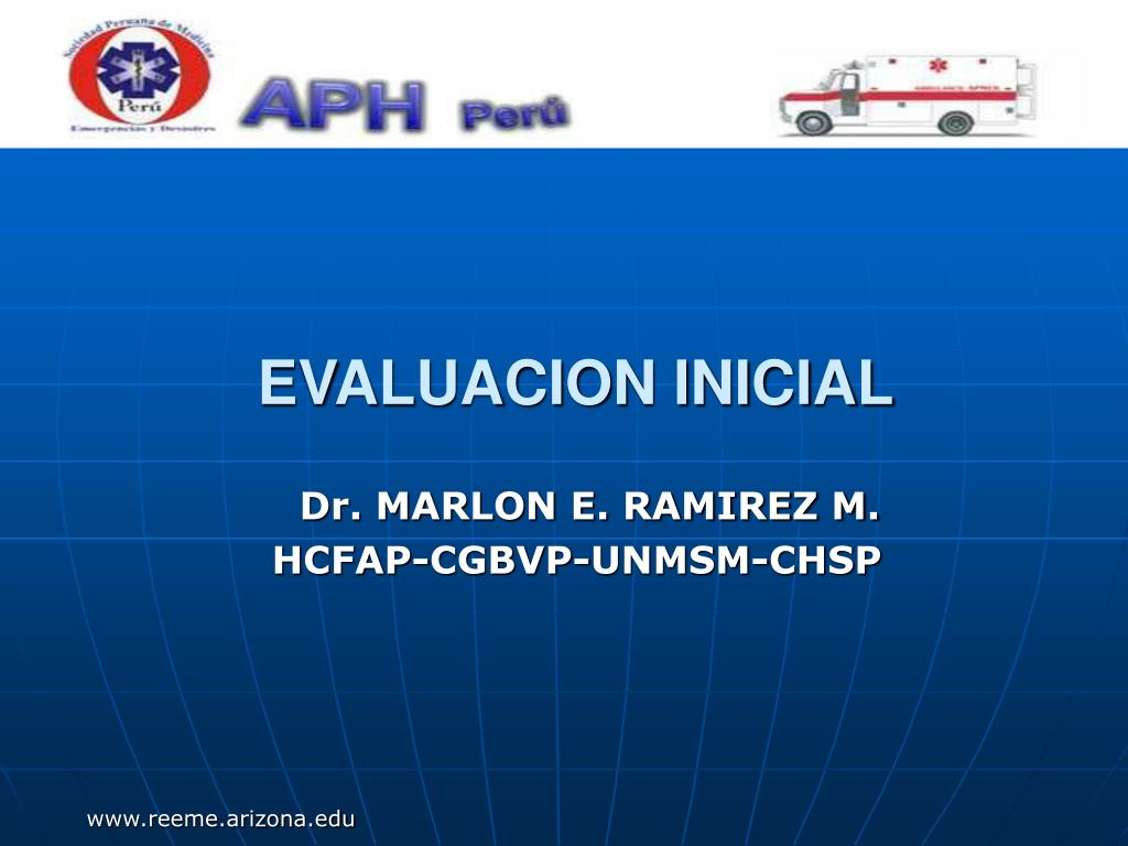 evaluacion inicial l.