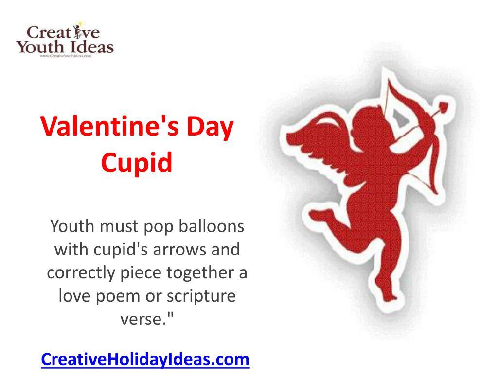 valentine s day cupid l.