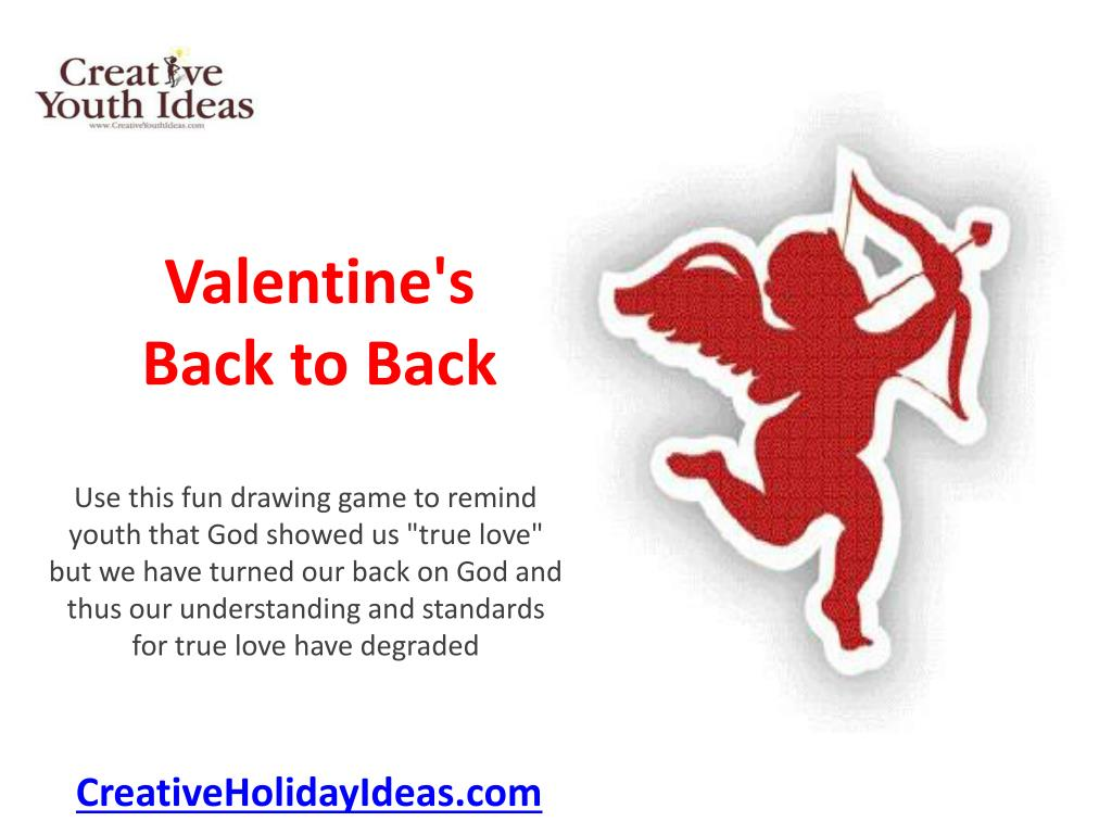 valentine s back to back l.