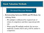 stock valuation methods7