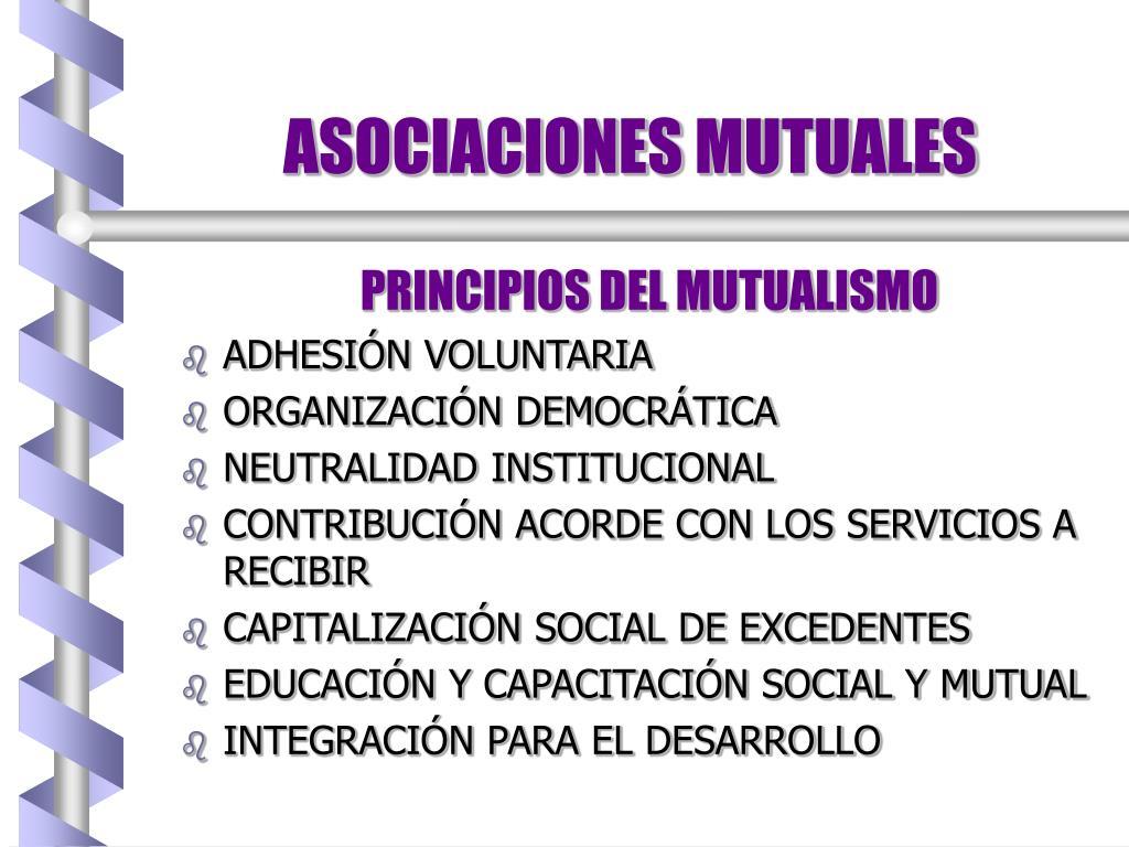 asociaciones mutuales l.