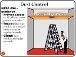 dust control58