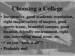 choosing a college4