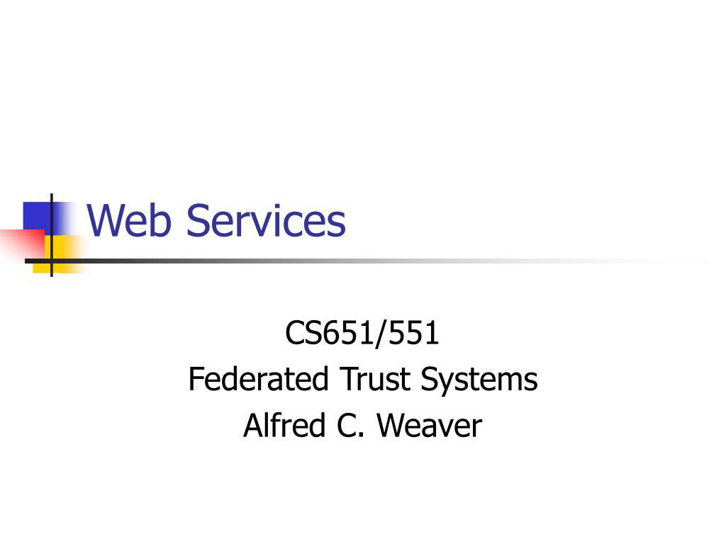 web services l.
