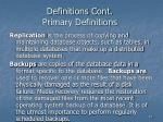 definitions cont primary definitions15