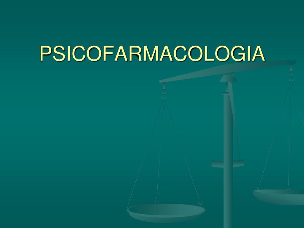 psicofarmacologia l.