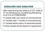 disolved gas analysis
