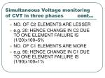 simultaneous voltage monitoring of cvt in three phases cont29