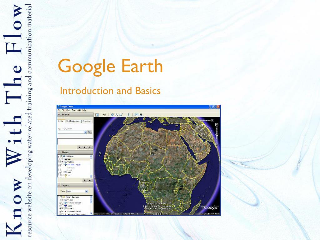 google earth l.