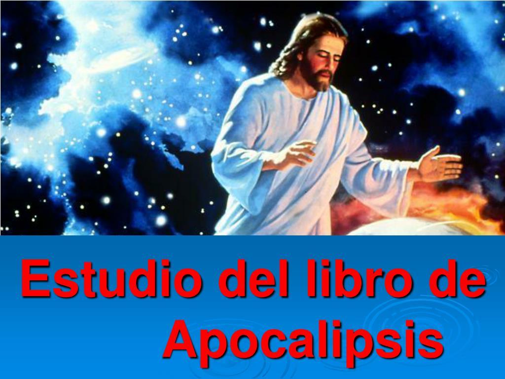 estudio del libro de apocalipsis l.