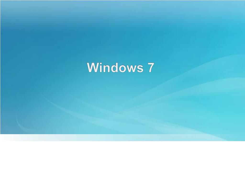 windows 7 l.