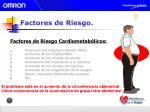 factores de riesgo25