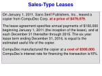 sales type leases48
