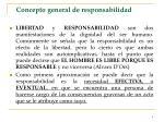 concepto general de responsabilidad5