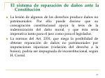 el sistema de reparaci n de da os ante la constituci n105